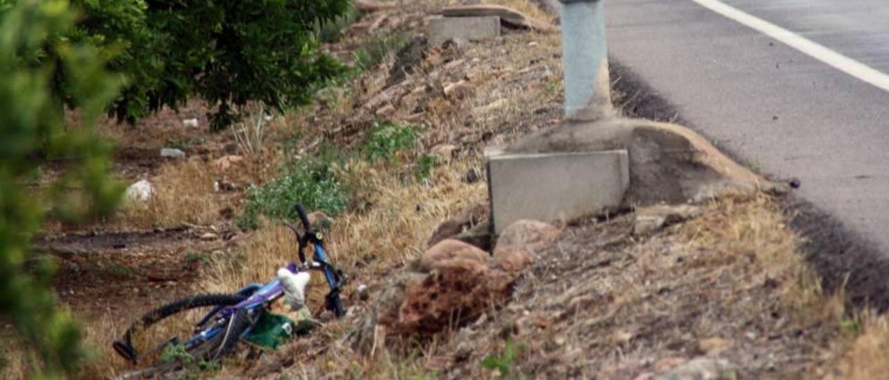 Un conductor se da a la fuga tras atropellar mortalmente  a un hombre en Borriana