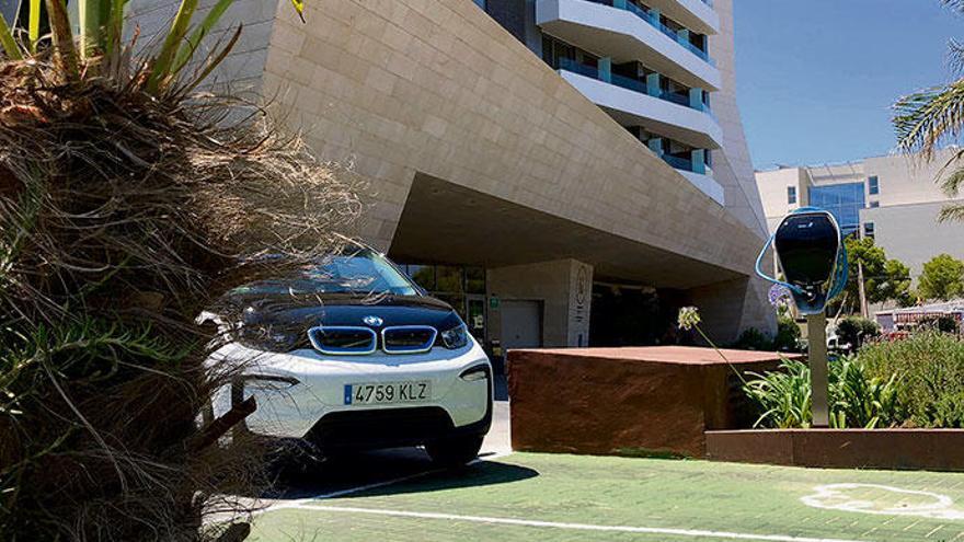 Die Zukunft der Elektromobilität auf Mallorca beginnt 2020