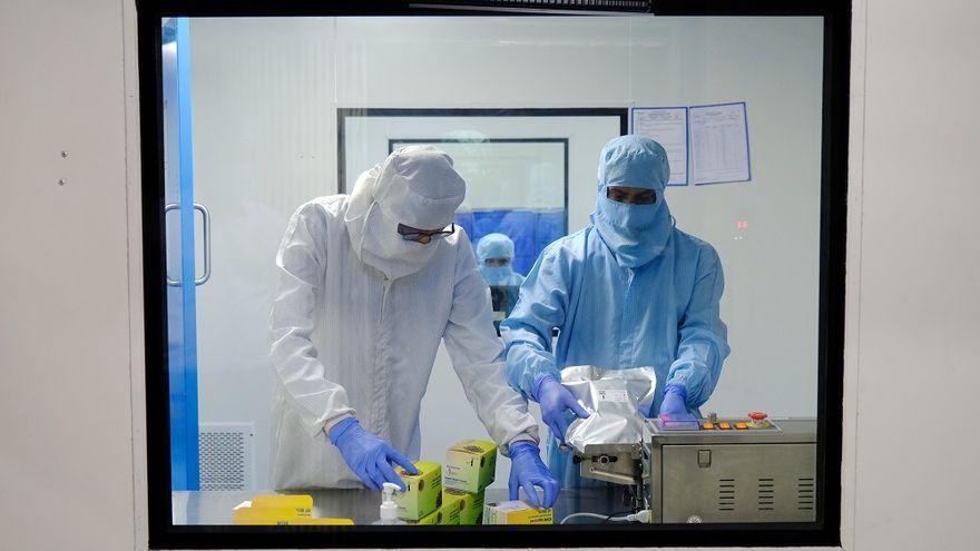 Canarias registra 332 nuevos casos y 3 fallecimientos