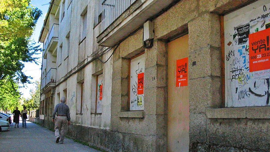Las casas de los maestros de Redondela se destinarán a un museo etnográfico