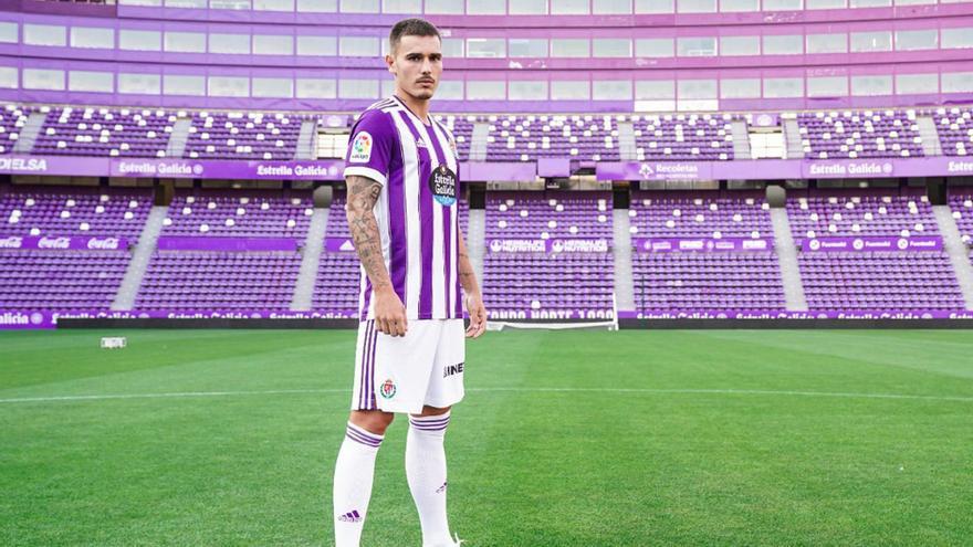 El Real Madrid traspasa a Hugo Vallejo al Valladolid