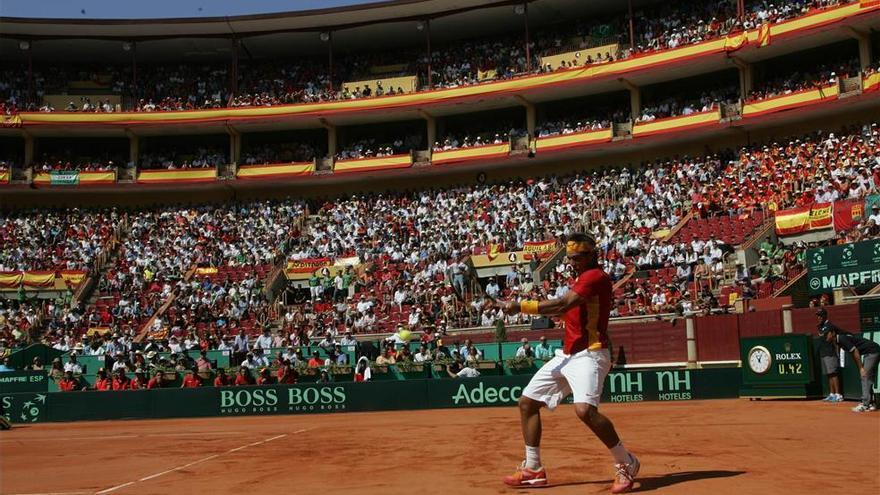 El adiós a 21 años seguidos de la cita anual con el tenis internacional