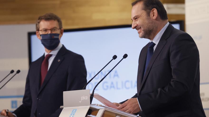 El ministro José Luis Ábalos anuncia para julio las bonificaciones de la autopista AP-9