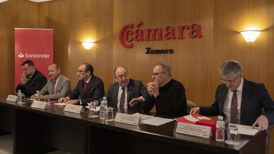 """El comercio de Zamora se apunta al """"sello de confianza"""""""