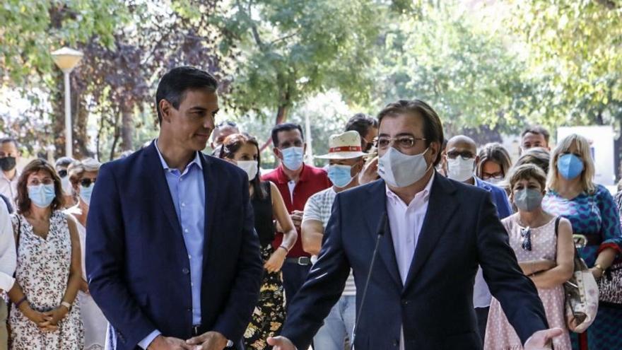 Sánchez clausura el 13º Congreso Regional del PSOE de Extremadura