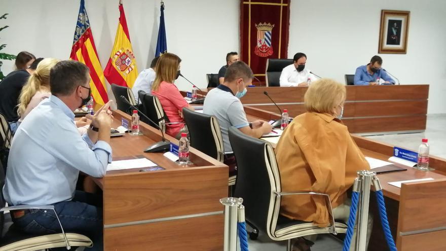 Finestrat pide al Consell la construcción de un instituto dentro del Plan Edificant
