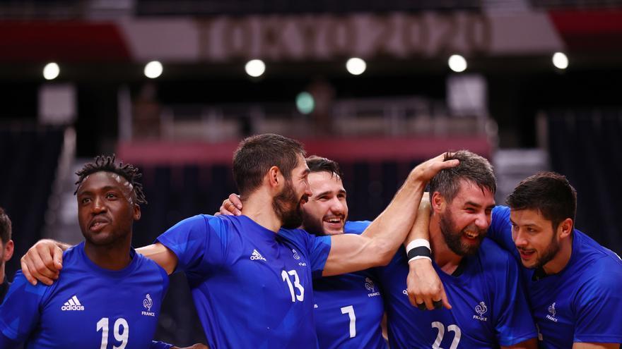 Francia doblega a Dinamarca y recupera el trono olímpico del balonmano