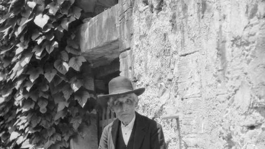 Otto Wunderlich, el alemán que fotografió la Mallorca vaciada