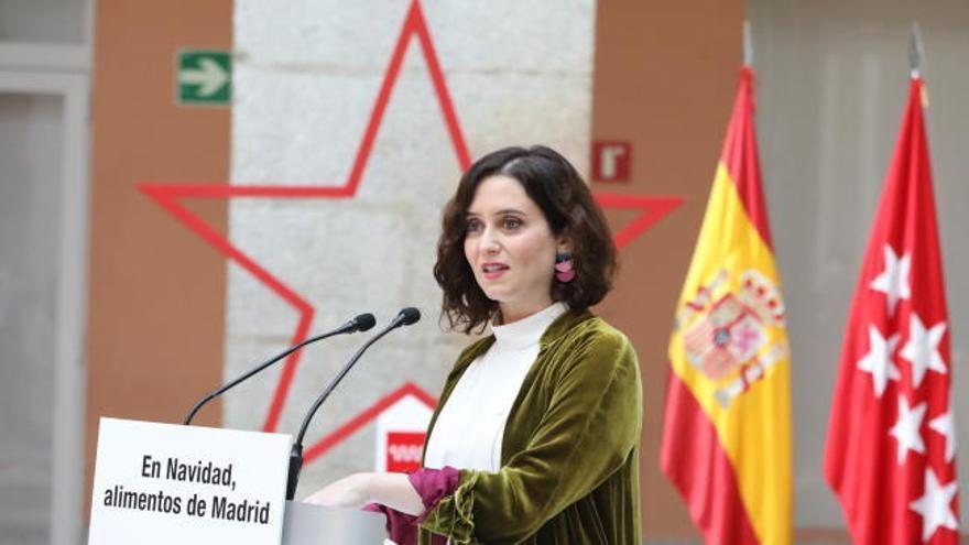 Ayuso aumenta a diez años la duración de los conciertos educativos en Madrid