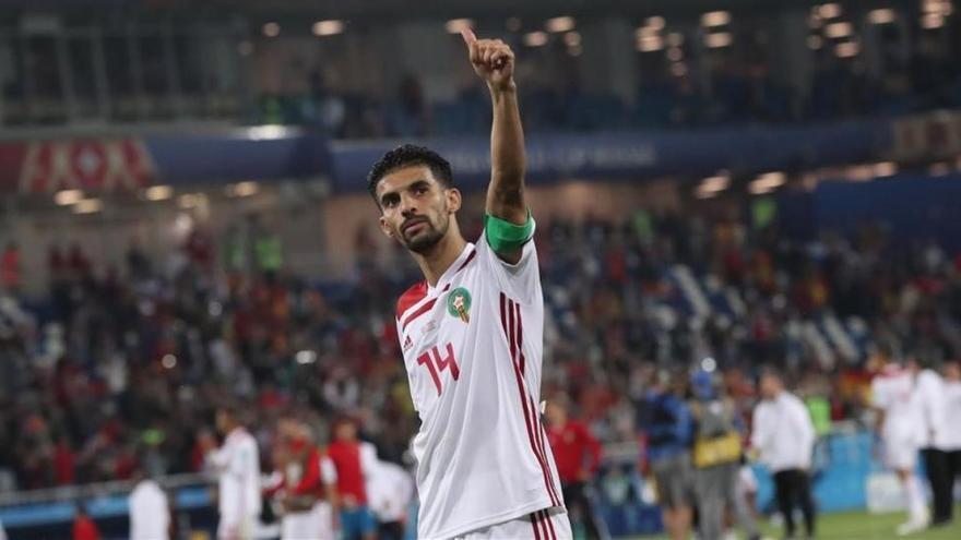 Marruecos protesta a la FIFA por los arbitrajes contra España y Portugal
