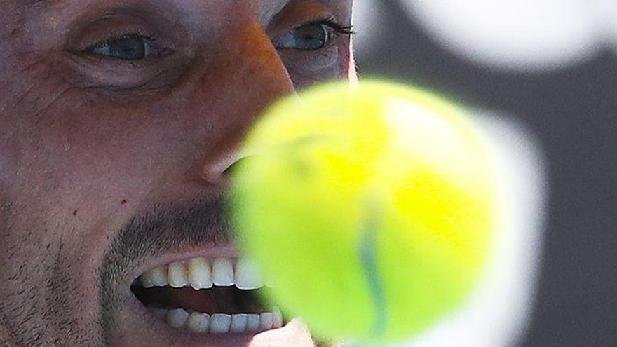 Bautista se mete en cuartos del torneo de Doha