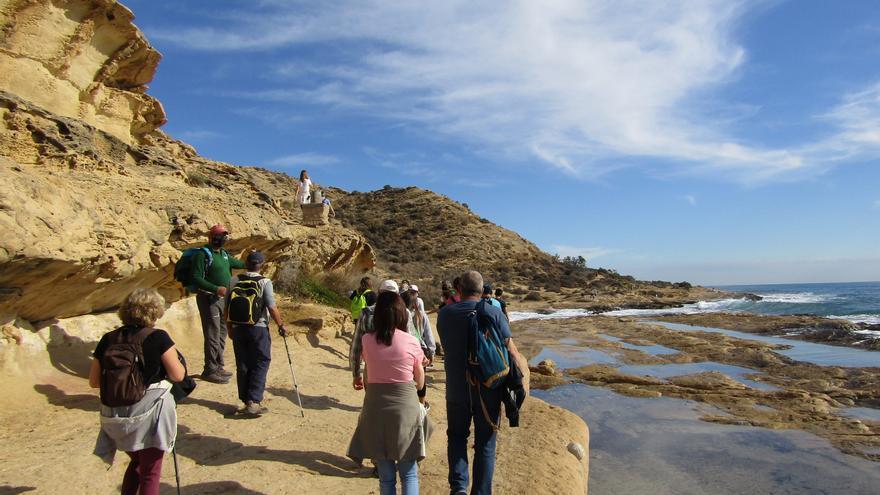 Un paseo por los senderos litorales de Tabarca y el Cabo de las Huertas