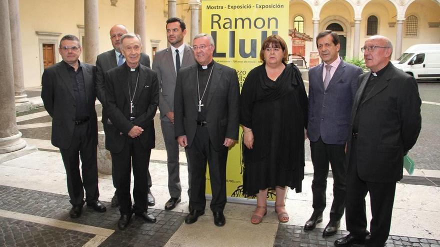 Balears pide al  Papa que Ramon Llull sea santo