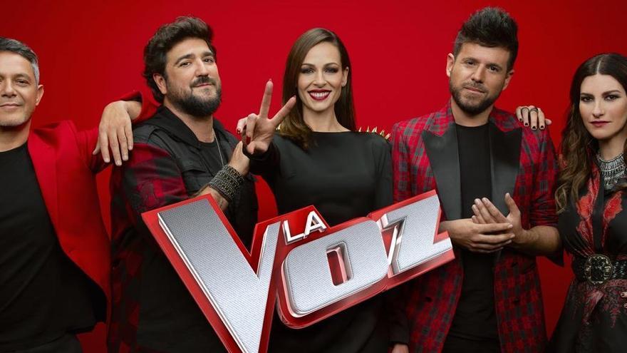 Antena 3 llança aquest divendres per sorpresa «La voz», amb importants novetats en la seva mecànica