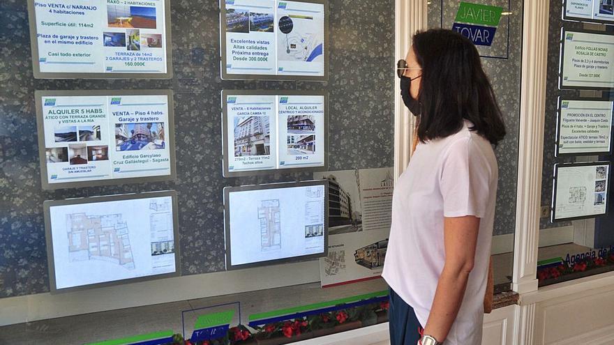 La Xunta incrementa un 46% sus fondos de ayuda al alquiler ante la elevada demanda