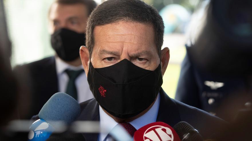 """El vicepresidente brasileño llama a Argentina el """"eterno mendigo"""""""