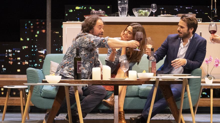 'Perfectos desconocidos' llega al Gran Teatro a final de mayo
