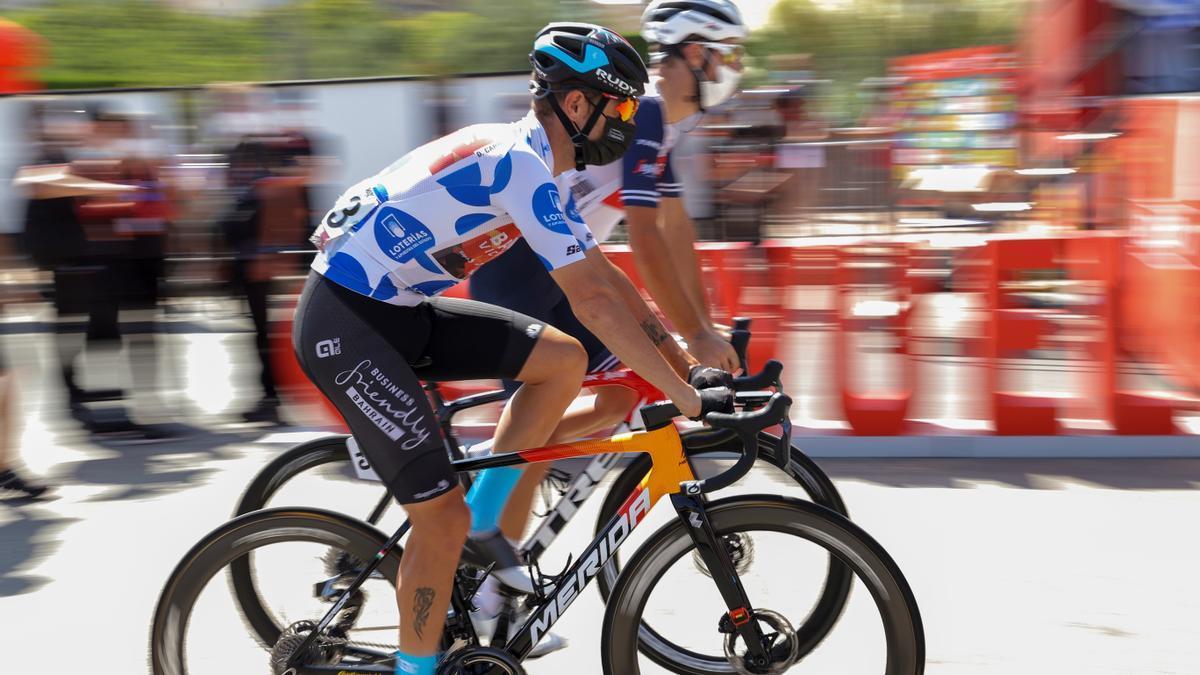 Etapa 12 de la Vuelta: Jaén - Córdoba