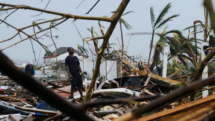 El paso de Dorian deja 30 muertos en Bahamas