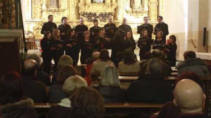 Música de Navidad en Cabañales de la mano de Camerata Primo Tempo