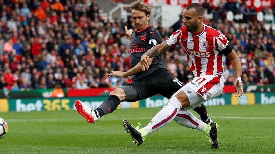 Un gol de Jesé liquida al Arsenal