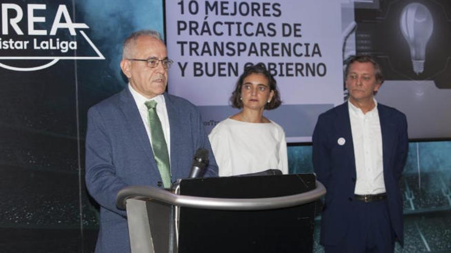 El modelo de evaluación de la transparencia de Canarias recoge dos premios