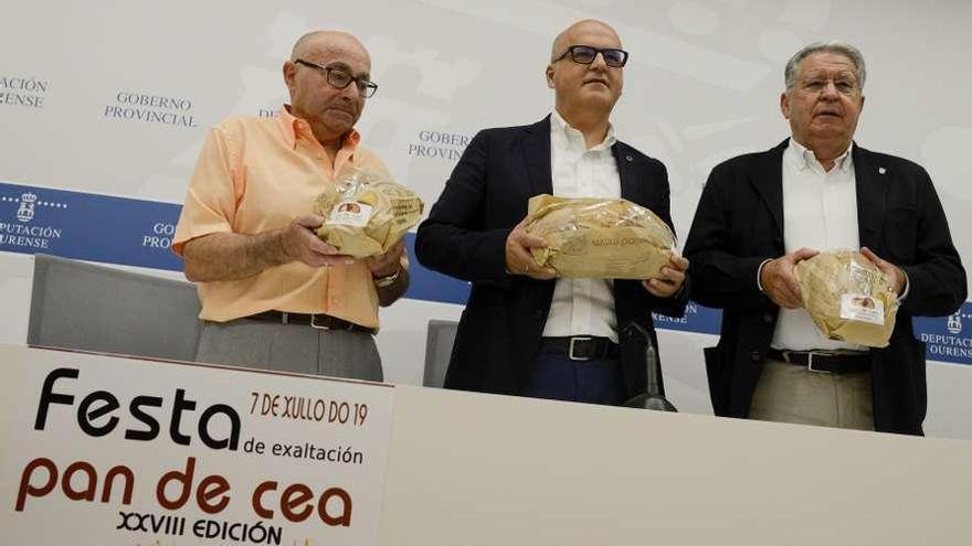 La XXVIII Festa do Pan de Cea dispondrá 4.000 piezas este año