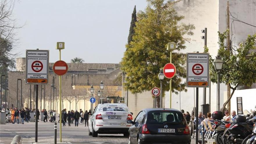 El PP considera que peatonalizar no tiene sentido sin solucionar los aparcamientos de Córdoba