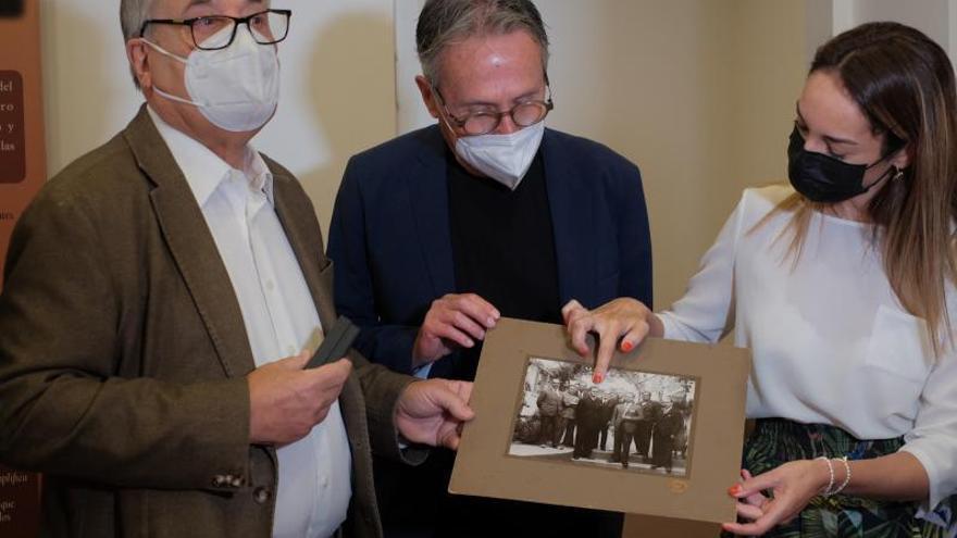 La memoria del ex alcalde republicano Díaz Saavedra se abre a la consulta digital