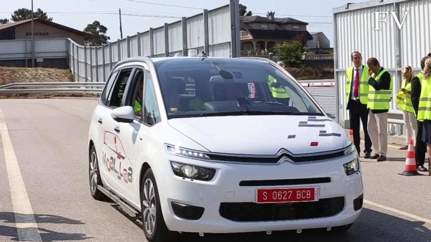 Vigo opta a más proyectos de I+D de PSA tras el éxito del coche autónomo