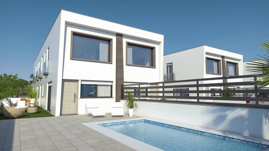 Personaliza tu nueva vivienda en Gran Alacant ¡Elige la casa de tus sueños!