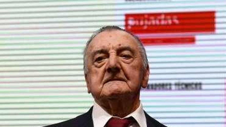 Fallece César Gallego, institución de la gastronomía coruñesa
