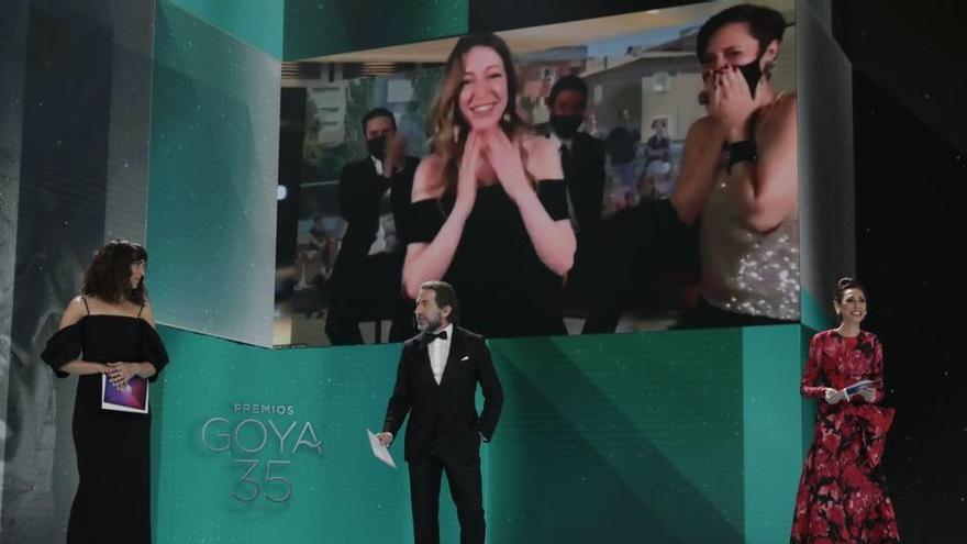 La catalana «Las niñas» de Pilar Palomero s'imposa als Premis Goya més atípics