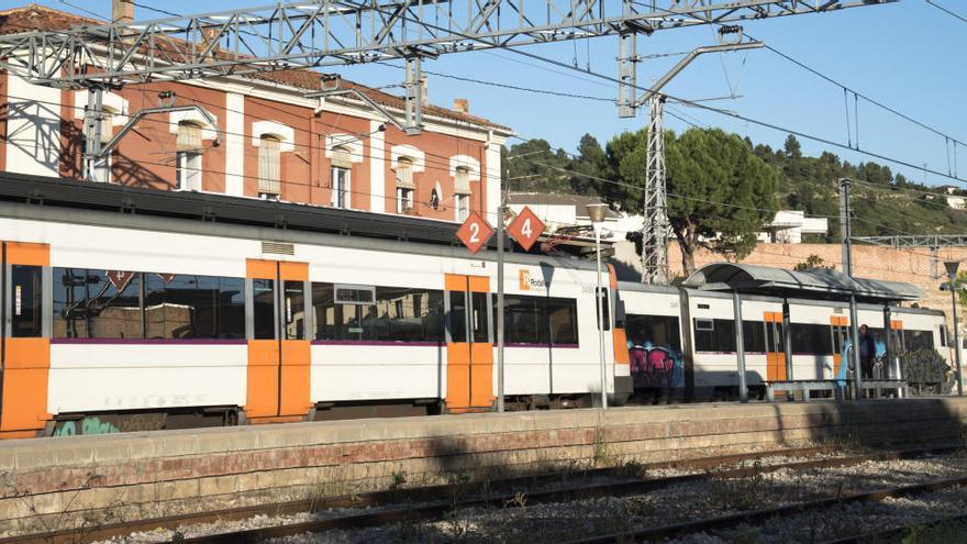 L'Ajuntament de Sant Vicenç exigeix a Renfe que «acceleri» el projecte de rehabilitació de l'estació