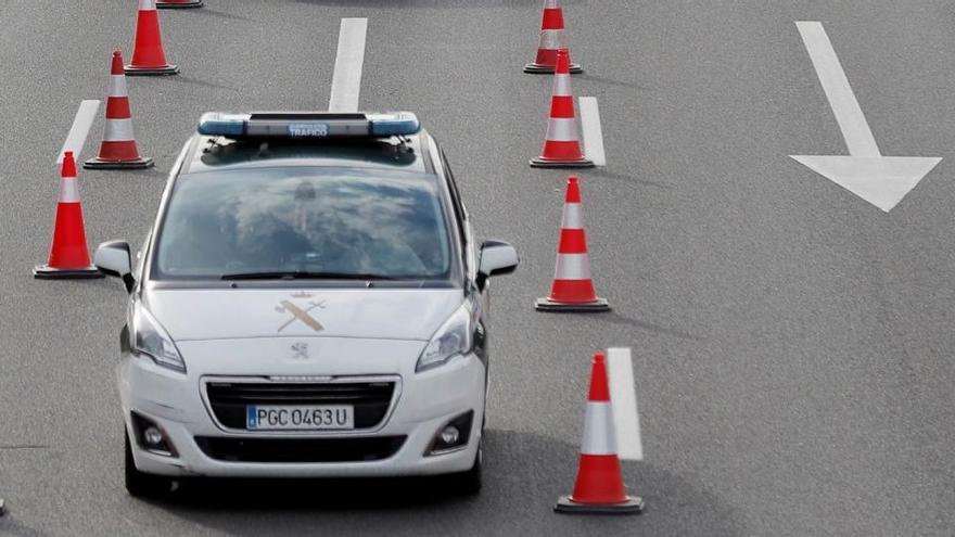 Le pillan conduciendo pese a no tener permiso de circulación