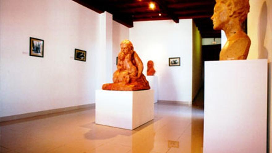Museo de esculturas Abraham Cárdenes