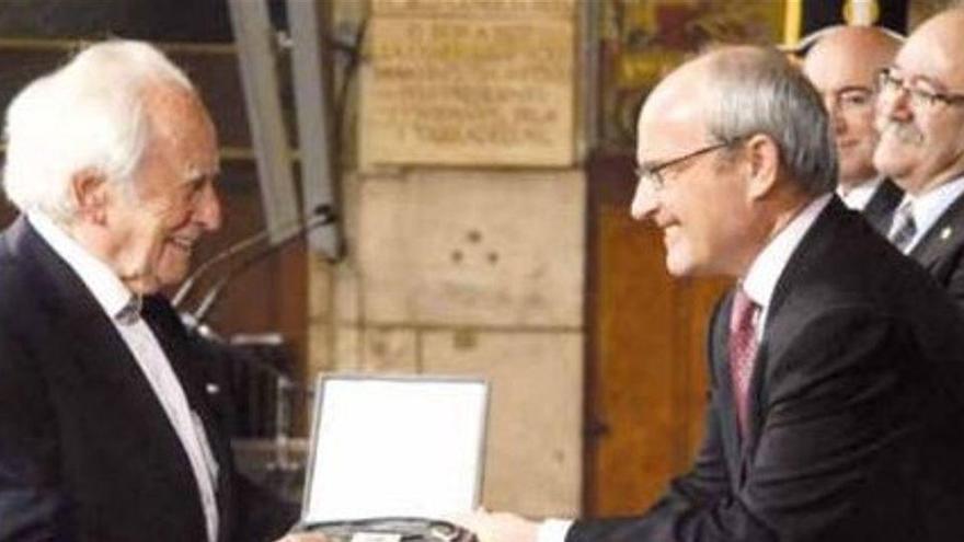 Muere el diputado de ERC Josep Fornas a los 96 años