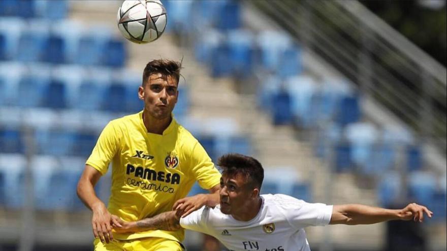 Pablo Álvarez, el otro canterano del Sporting que se fue al Villarreal