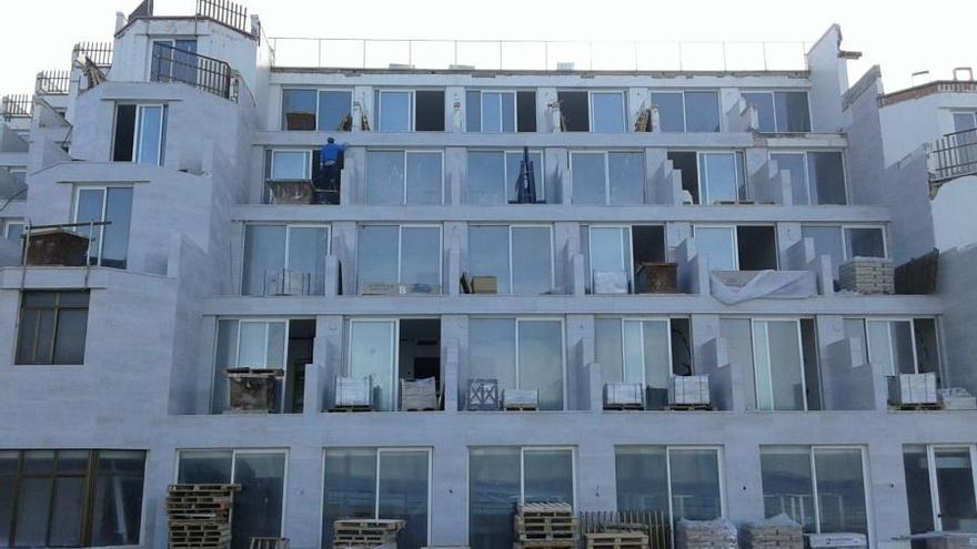 El Consell autoriza al hotel Don Pedro de Pollença a retomar las obras paralizadas
