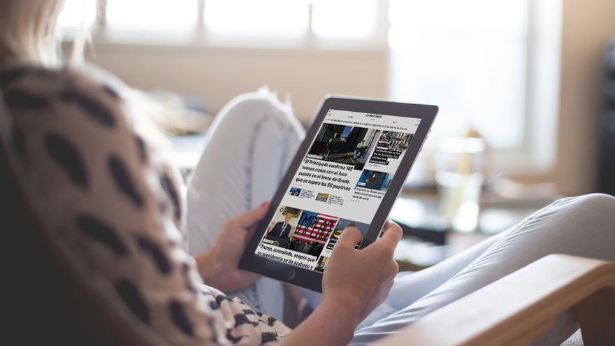 Disfruta de todo el contenido de LA NUEVA ESPAÑA digital por menos de 4 euros al mes