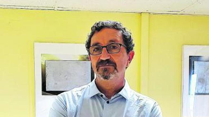 """Javier Ruiz: """"La integración en el CSIC es buena opción para el Oceanográfico"""""""