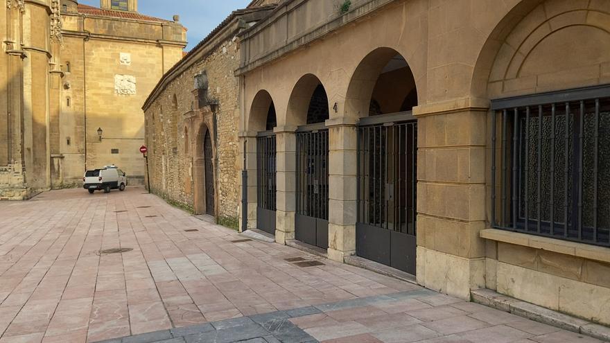 Patrimonio Oviedo: San Tirso
