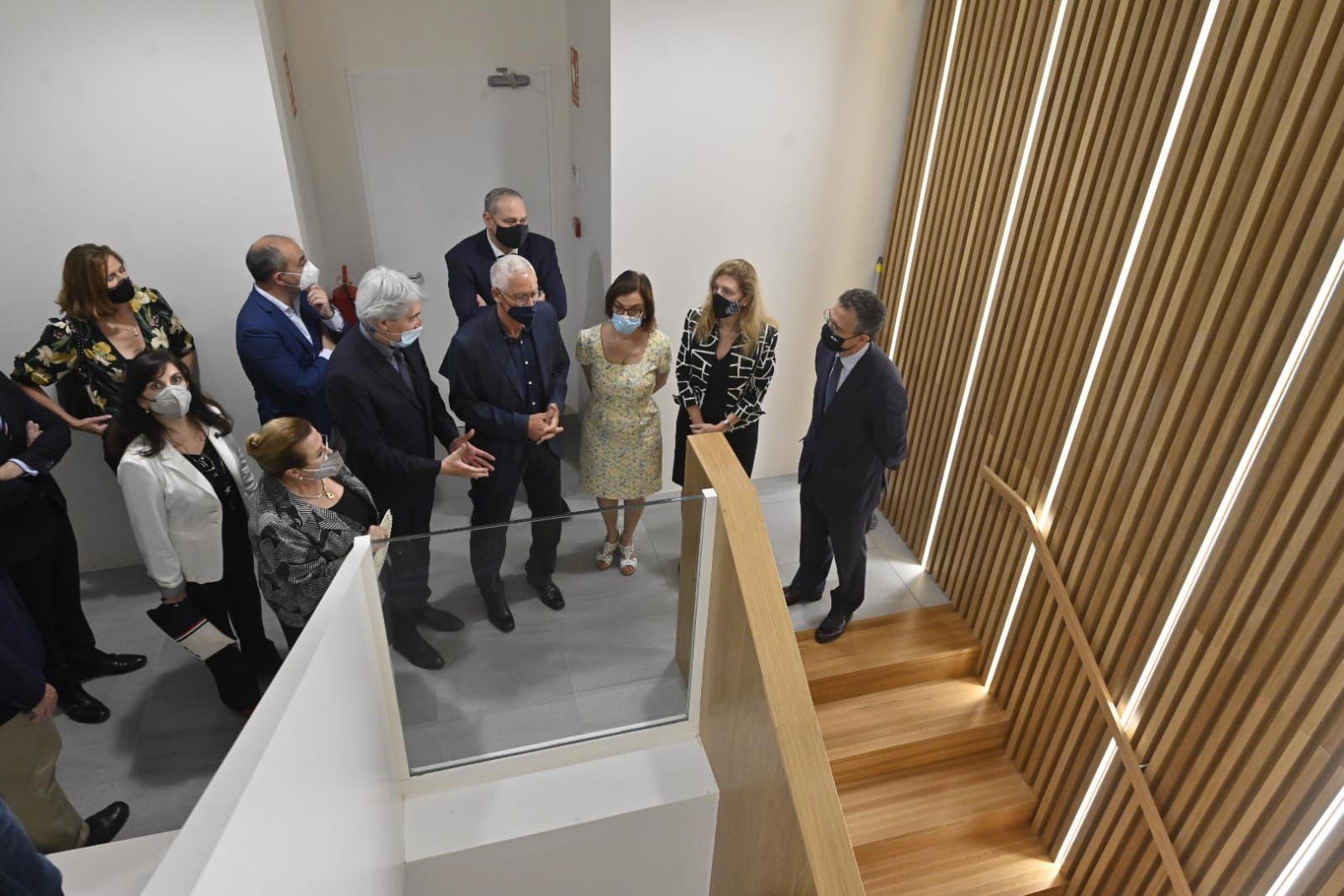 Cajamar traslada su sede a un edificio emblemático del centro de Castelló