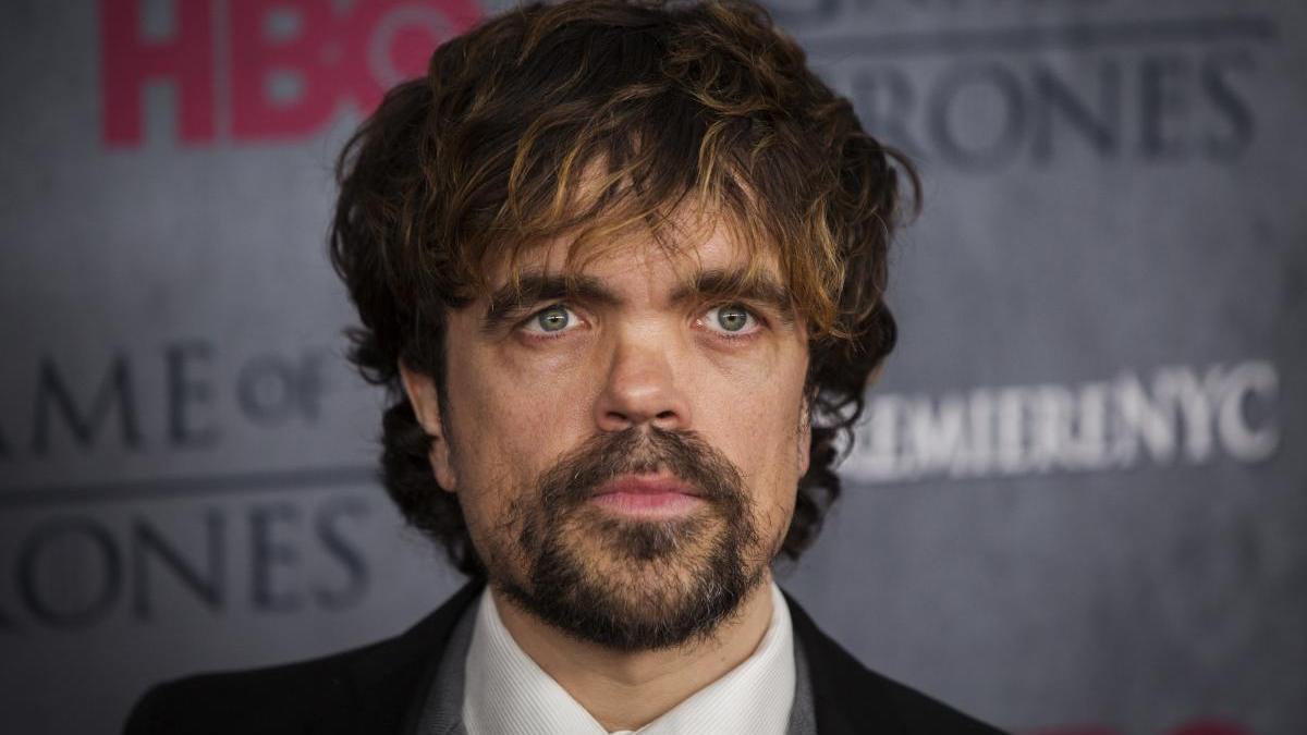 El actor Peter Dinklage.