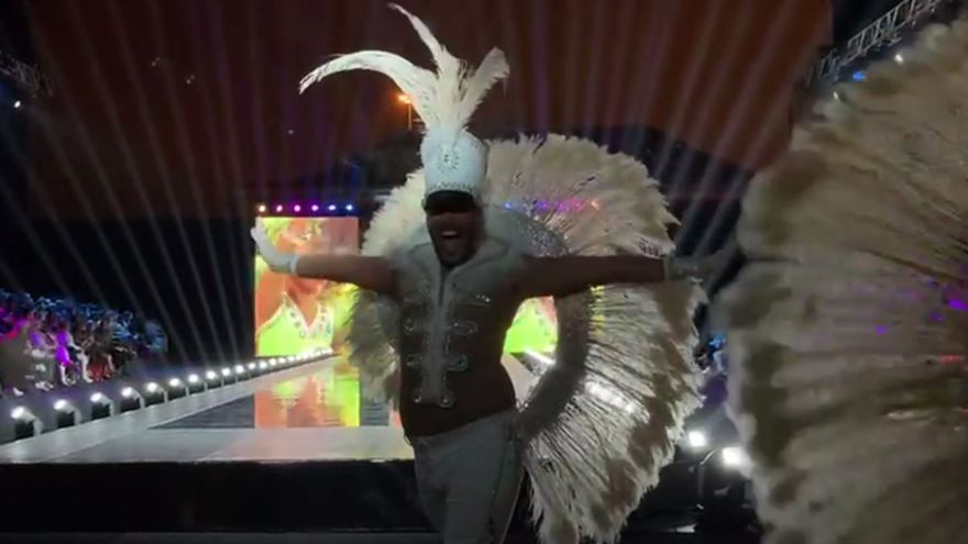 Pasarela «Carnaval Fashion Show»