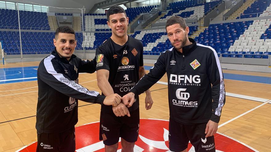 Hamza, Vilela y Raúl Campos reciben la llamada de sus selecciones