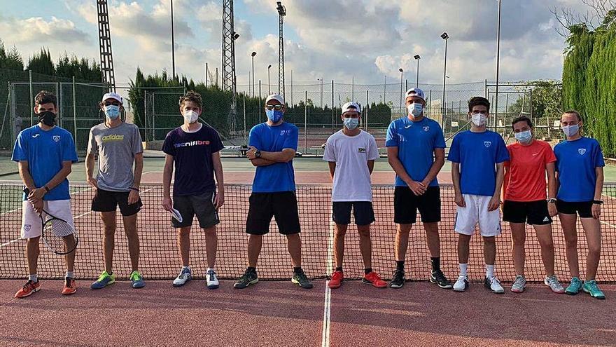 El Tenis Morvedre vuelve  a la competición con victoria