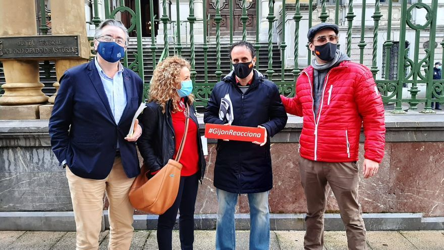 """Mallada acusa a Barbón de """"estar echando a pique Asturias"""""""