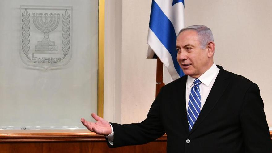 La oposición se alía en Israel para desalojar del poder a Benjamin Netanyahu