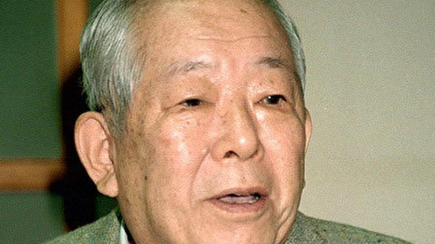 Muere a los 94 años el nobel de Física Masatoshi Koshiba